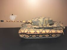 Forces Of Valor Unimax 1:32 Diecast German King Tiger Tank Germany, 1944 #80501
