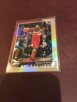 2018-19 NBA Hoops Bradley Beal Silver Holo /199 Mint Condition Wizards