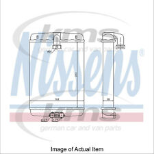 New Genuine NISSENS Heater Radiator Matrix 72013 Top Quality