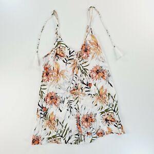 RIP CURL Womens Floral Jumpsuit Size XXS