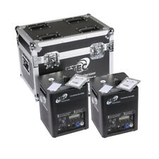 ETEC FX1 SPARK MACHINE mit Flightcase Granulat SET Indoor Feuerwerk Pyrotechnik