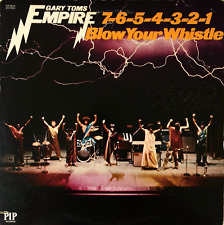GARY TOMS EMPIRE ‎- 7-6-5-4-3-2-1 Blow Your Whistle (LP) (VG-/G+)