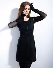 Beautiful Stylish Authentic DECA PARIS Taille 2 Dress SLIMA orig.$325