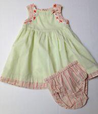 Gymboree Cotton Summer Dress w/Diaper Cover~Size 18-24 months