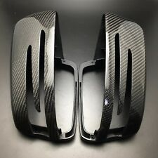 Carbon Mirror Cover Replacement For Benz CLS Class W218 X218 2011-2018