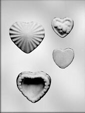 Heart Love Box Chocolate Candy Mold from CK #1902 - NEW