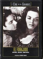 EL FORAJIDO de Howard Hughes. España tarifa plana envíos DVD, 5 €