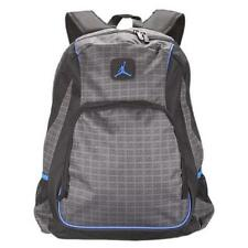 Jordan Backpack 9A1223-783 Grey With Laptop Compartment Jeptall