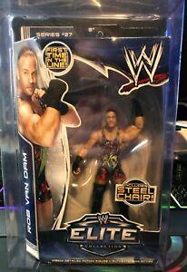 Rob Van Dam Mattel WWE Elite Series 27 New Sealed NIB ECW RVD Legends Flashback
