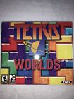 New Sealed 2002 Tetris Worlds Game Pc Cd-rom Windows Computer Game