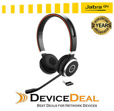 Jabra Evolve 65 UC Wireless StereoHD Audio Headset - 6599‐829‐409