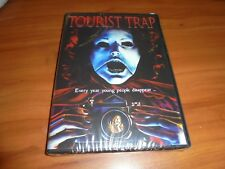 Tourist Trap (DVD, Widescreen 2013) Tanya Roberts,Chuck Connors NEW