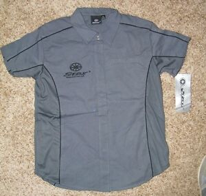 Yamaha Star Motorcycles Womens Staff Work Shirt STW-09STA-SM Size SM NWT