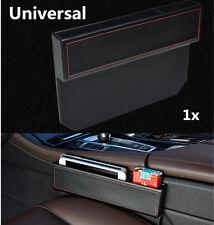 Autositz Tasche Aufbewahrung Box Handyhalter KFZ Ablagefach Karte Münze PU Leder