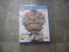 STREET FIGHTER V, PAL ESPAÑA ¡¡¡ NUEVO Y PRECINTADO !!!