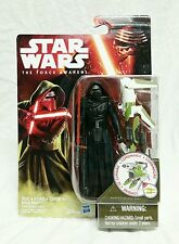 """Star Wars The Force Awakens 2015 Forest Mission KYLO REN 3 3/4"""" Action Figure"""