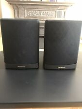 PAIR OF 15W PANASONIC REAR SURROUND SPEAKERS EAS8E002-A