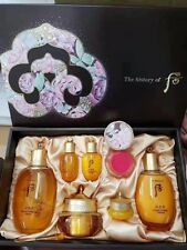 New The History of Whoo Gongjinhyang 3kinds Gift Set With Tracking Number
