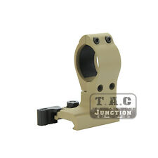 Tactical 30mm QD Quick Detach Mount for Aimpoint M2 Red Dot Scope Flashlight
