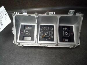 Speedometer Head Only MPH Thru 10/87 Fits 75-88 FORD E150 VAN 7696671