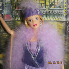 NRFB Barbie doll DANCE TIL DAWN 1998 Great fashion collection #19631collector