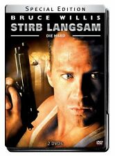 Stirb Langsam ( Action Kult STEELBOOK ) mit Bruce Willis, Alan Rickman, Bonnie B