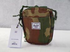 Herschel supply co Cruz  Camouflage Casual Polyester Zip Cross Body Bag BNWT