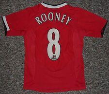 Manchester Utd / ROONEY #8 - 2004-2006 Home - NIKE Girls Shirt. 152-158 cm 14-16