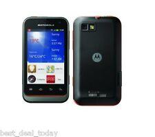 Motorola Defy Mini XT320 - Black (Unlocked) Smartphone Cell Phone AT&T T-Mobile