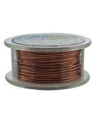 22GA Beadsmith Antique Copper Non Tarnish  Wire 15 YD