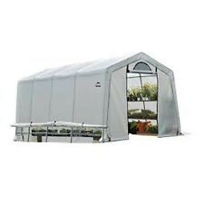 Shelter Logic 10' x 20' x 8' Greenhouse-in-a-Box Easy Flow Greenhouse / # 70658