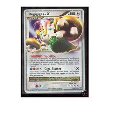 REGIGIGAS LV.X 100/100 LVX Ultra Rare EX Star Holo Foil Pokemon Card