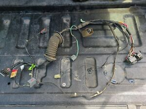 1995 Ford F-250 350 Truck Front Power Door Wiring Harness Passenger Right OE