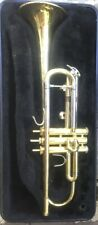 Bach USA Soloist Brass Trumpet With Some Scratches. LOOK AT PHOTOS