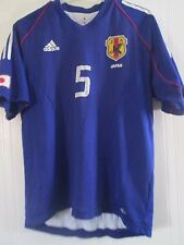 Japon 2002 Player Issue 5 INAMOTO Home WC Football Chemise Taille L/41763