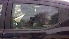 Left Driver Side Rear Door Glass/window DODGE AVENGER 08 09 10 11 12 13 14 OEM