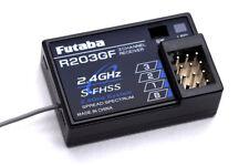 Futaba R203GF 3-Channel Receiver 2.4GHz S-FHSS/FHSS  R203GF/2-4G