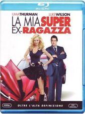 LA MIA SUPER EX RAGAZZA - Uma Thurman - 2006 - BLU-RAY nuovo sigillato [dv44]