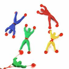 Sticky Wall Climber Climbing Flip Spiderman/man Birthday Party Loot Kids Toys