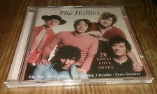 The Hollies 20 Great Love Songs CD