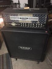 Mesa Boogie Dual Rectifier 100 watt Guitar Amp With 12 x 4 Mesa Cab