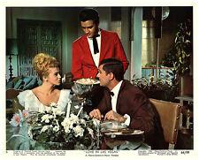 VIVA LOVE IN LAS VEGAS ELVIS PRESLEY ANN MARGRET ORIGINAL BRITISH LOBBY CARD