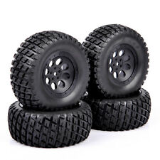 4pcss 1/10 Scale RC Short Course Truck Off-road Argyle Tire Foam insert & Wheel