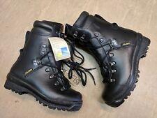 New British Army Issue Goretex Pro/Para/Cadet Vibram Sole Boots Size 5L UK #758