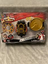 Saban?s Power Rangers Super Samurai Black Box Morpher New Sealed Free Shipping