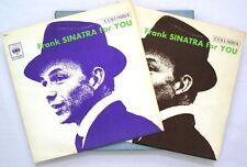 FRANK SINATRA - FOR YOU  [2 BOX-SETS: JAPAN] ULTRA RARE CBS - TV EYE Lp x 4