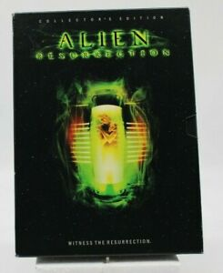 Alien Resurrection Collector's Edition DVD Gently Pre-owned