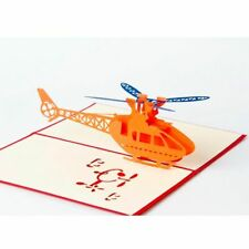 3d Pop Up Cards Kids Birthday Invitation Postcards Kirigami Greeting Gifts Card