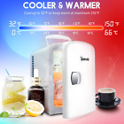 Mini Fridge 4 Liter/6 Can AC/DC Portable Cooler and Warmer for  Foods, Home photo