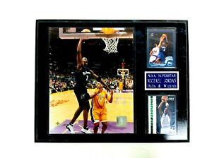 Michael Jordan Wizards North Carolina Collector Plaque - NEW #695